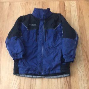 Columbia boys jacket. Size 8